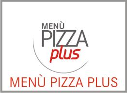 Menú Pizza Plus